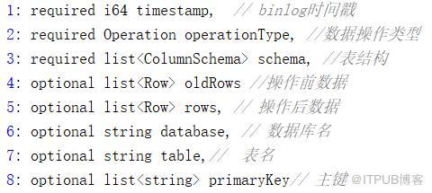 Mysql数据实时同步实践