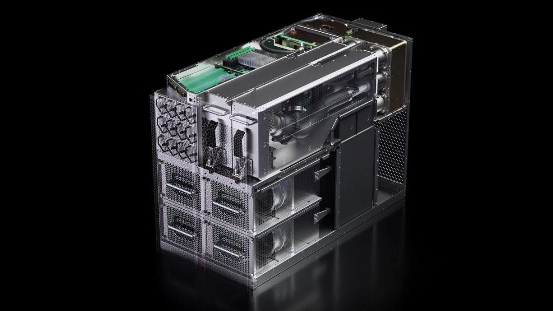 史上最快AI計算機發布!谷歌TPU V3的1/5功耗、1/30體積,首臺實體機已交付