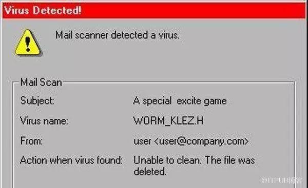 历史上最著名计算机病毒,似乎都成了我们的回忆