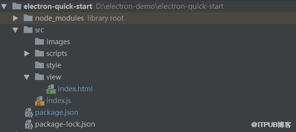 使用Electron构建跨平台的桌面应用