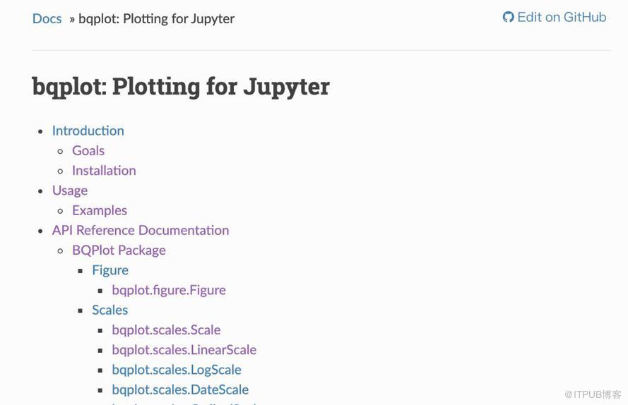 Jupyter也能交互可视化?