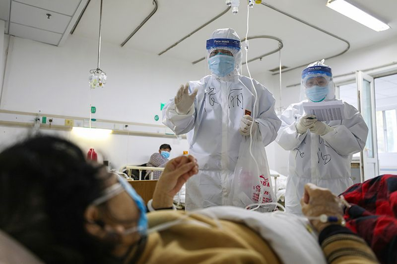 CCDC迄今最全新冠研究:7.2萬病例,病死率2.3%,首曝3019名醫務人員感染情況