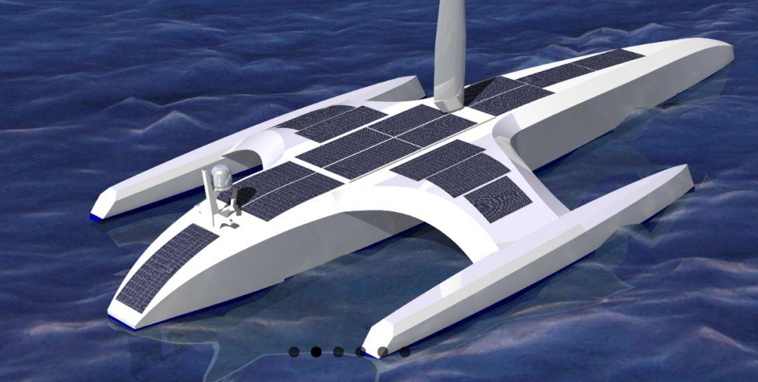 """AI船长了解一下!IBM将派出无人驾驶船横跨大西洋,重走""""五月花""""号路线"""