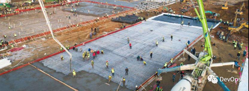 中国速度之二神山建设(2):完善的项目计划,高效能价值流