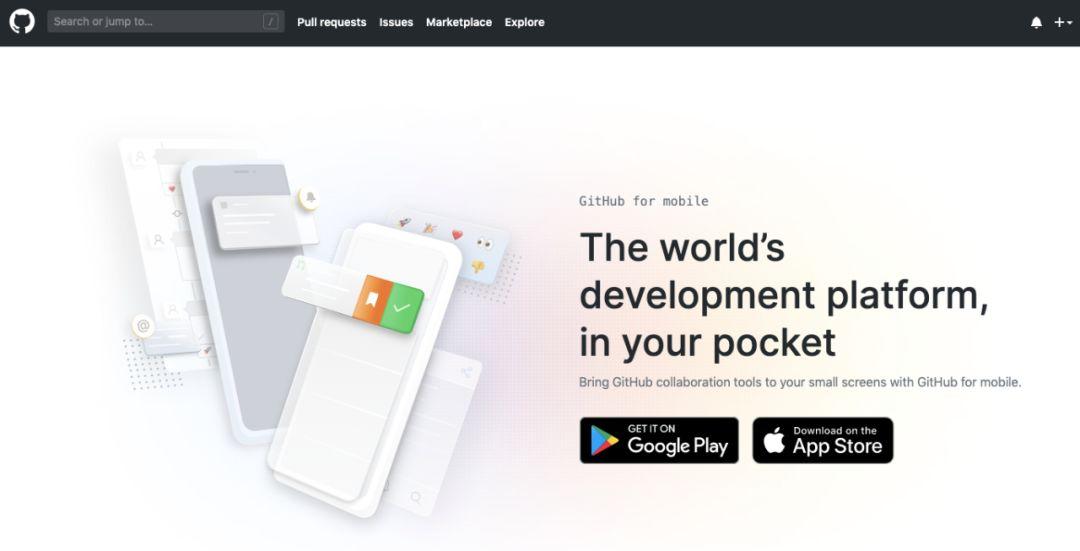 GitHub移动App上线:四大特性,手机端无缝完成git任务