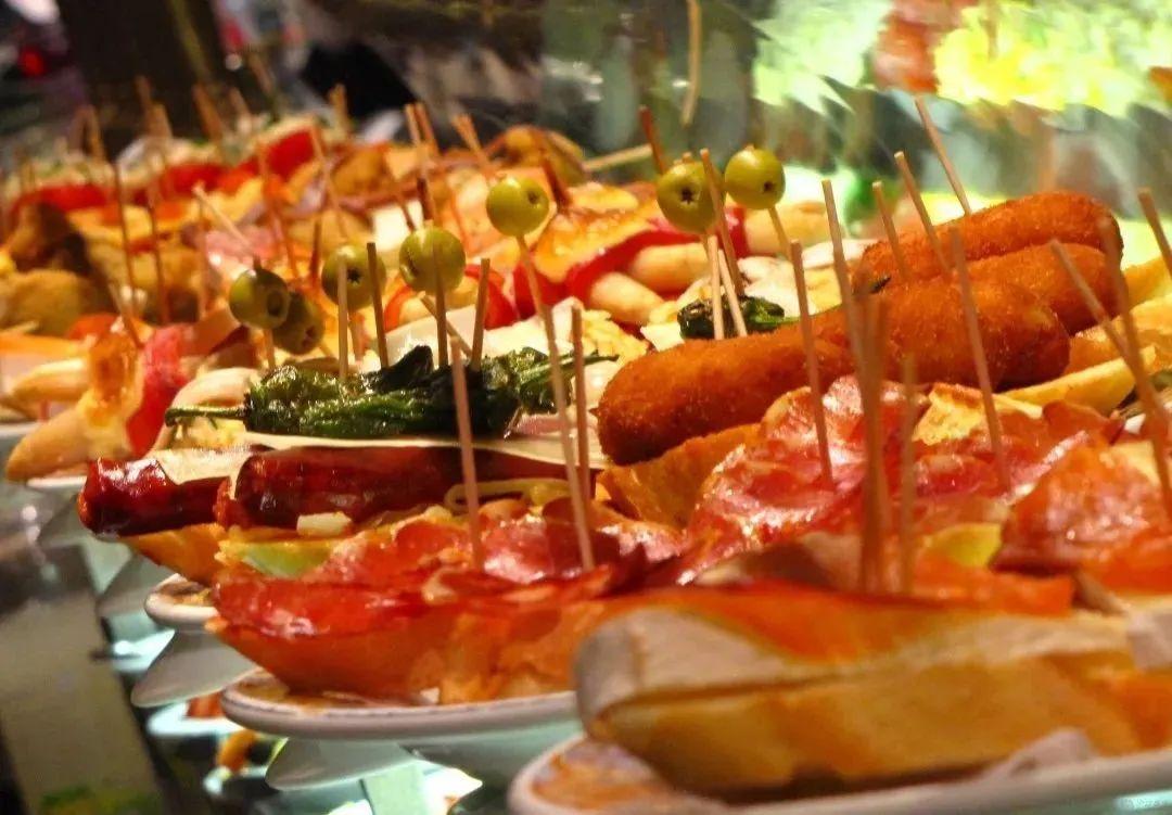 舌尖上的地中海数据风味大餐——西班牙篇