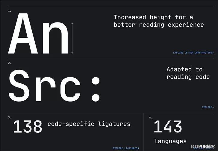 重磅!IDEA推出程序员专用字体!