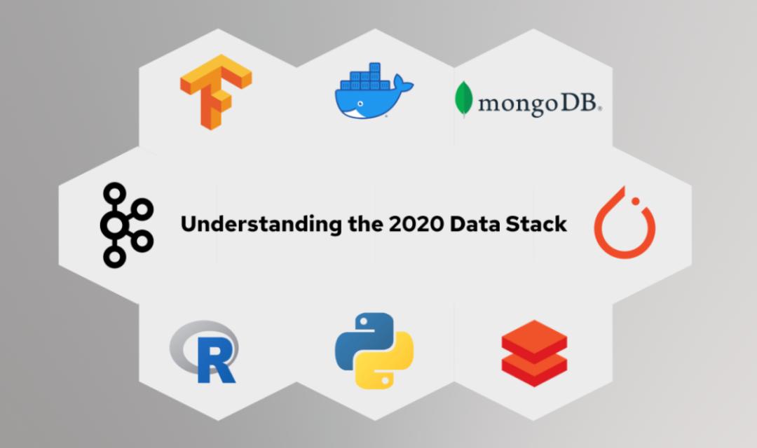 從初創到頂級技術公司,都在用哪些數據科學技術棧?