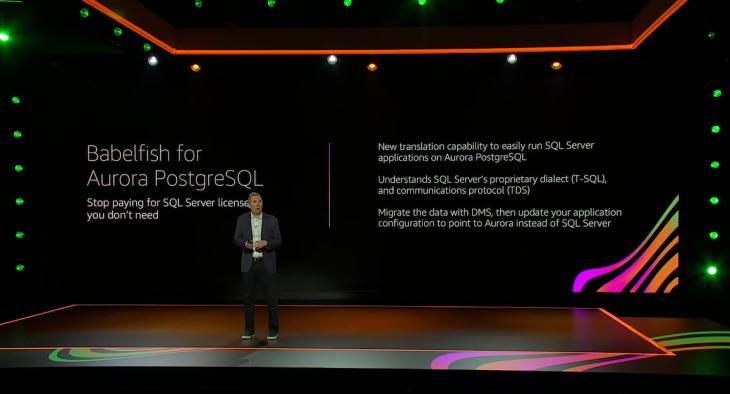 数据库大战,AWS又将目标瞄准了微软SQL Server