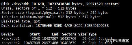 分布式存储ceph之快速安装