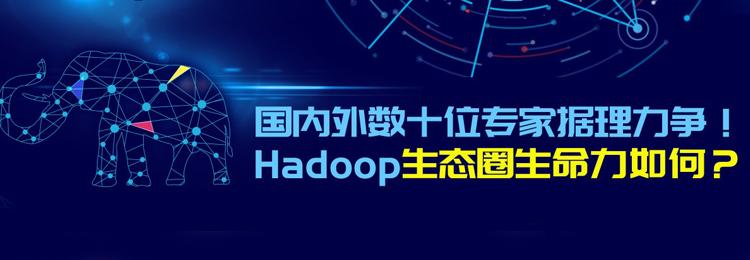 國內外數十位專家力爭:Hadoop生命力到底如何?