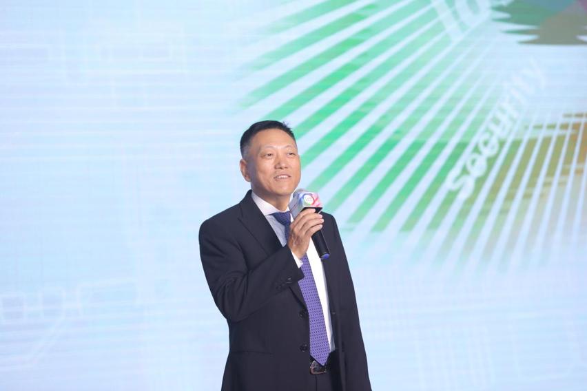 """数字中国2020技术年会:产学研生态共议""""新基建 新金融 新安全"""""""